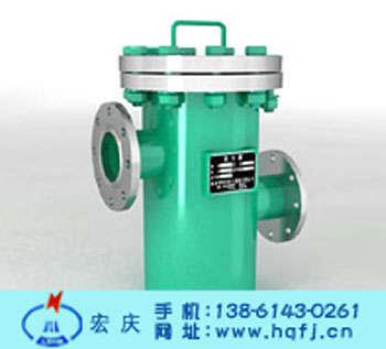 自吸式除污器|斜插式除污器