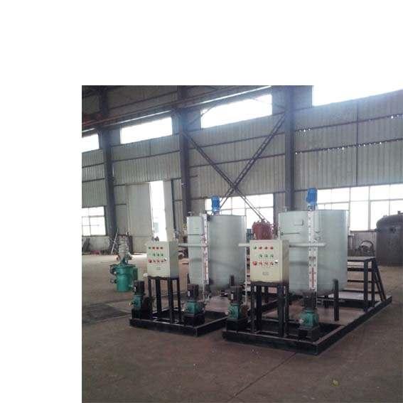 锅炉磷酸盐加药装置二合一